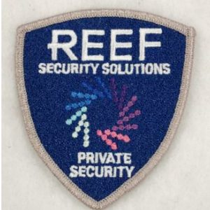 Reef Security - $$ Concierge Soft Look - Silver Officer