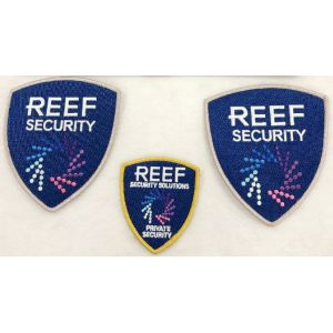 Reef Security - Soft Look Standard Uniforms - Gold Security Supervisors