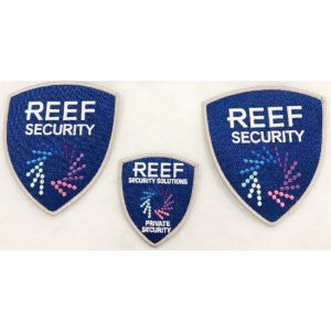 Reef Security - Soft Look Standard Uniforms - Silver Security Officer